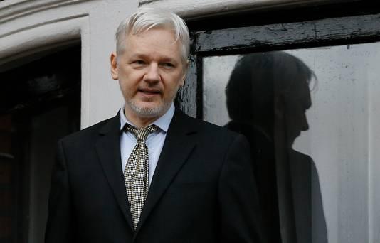 Julian Assange, de grote man achter WikiLeaks.
