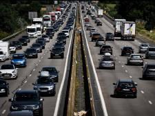 Circulation dense sur la route des vacances ce samedi, surtout en France