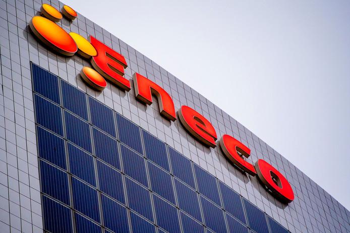 Het hoofdkantoor van Eneco bij Rotterdam Alexander