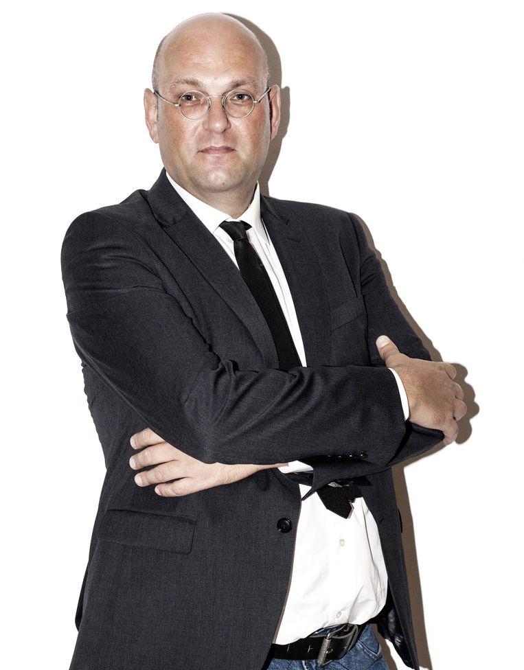 null Beeld Hans van der Beek