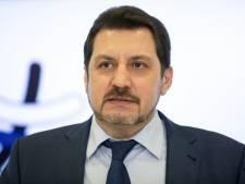 Le président de la fédération russe d'athlétisme démissionne