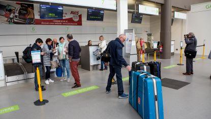 Weer ietsje meer reizigers vertrekken vanuit Oostendse luchthaven in krokusvakantie