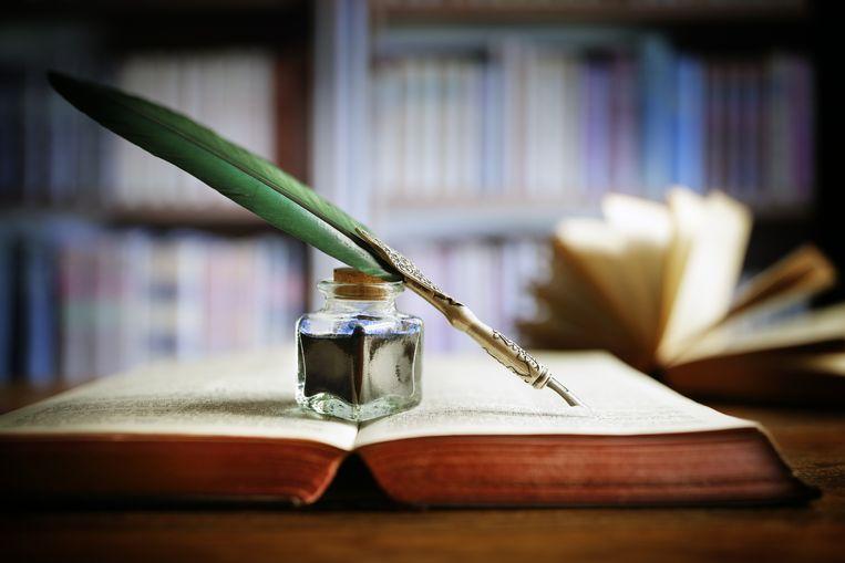 Vriendenboekjes werden rond 1600 ineens hip. (foto ter illustratie) Beeld Thinkstock