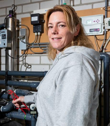 In een mannenwereld is loodgieter Brenda de baas: Drunense is Vakvrouw van 2019