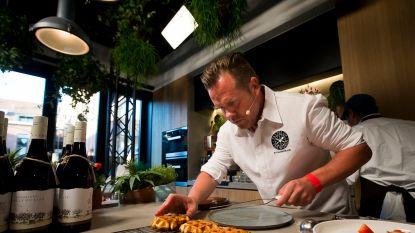 Dessertenchef Roger van Damme helpt je op je kilo's te letten