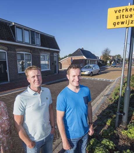 Racen over Nijverdalsestraat in Wierden is voorgoed voorbij