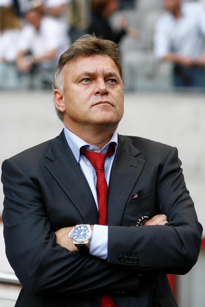 Cock Jol was slechts negen maanden aan de slag als manager voetbaltechnische zaken bij Scheveningen.
