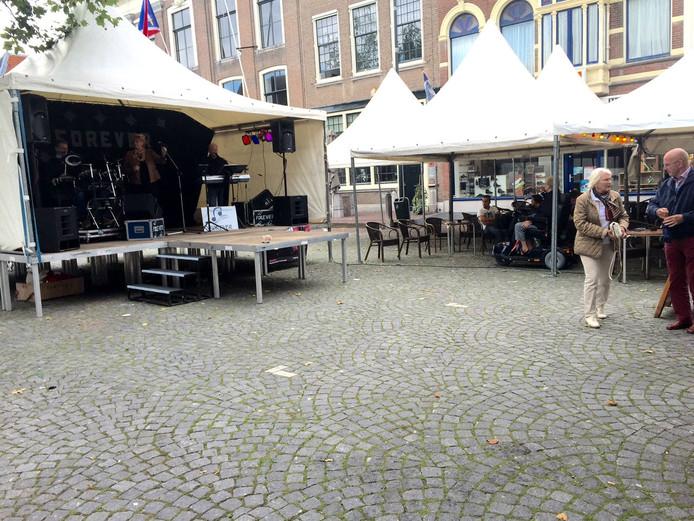 De Bommelse band Forever sloot de Bommelweek zondagavond muzikaal af.