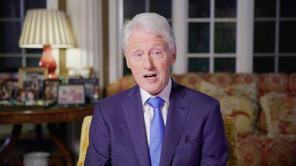 """Bill Clinton maakt eigen podcast over """"ideeën en gebeurtenissen die onze wereld vormen"""""""