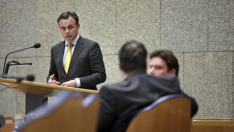 VVD-Kamerlid Mark Harbers Beeld null