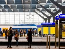 Morgen weer treinverkeer tussen Rotterdam en Den Haag