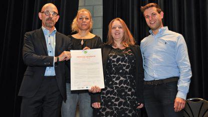 Rotselaar ondertekent charter 'Gezonde Gemeente'