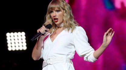 Taylor Swift geeft rest van het jaar geen concerten meer