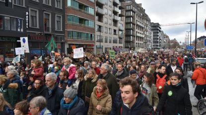 Nieuwe klimaatmars op 27 januari, morgen ook actie voor federaal parlement