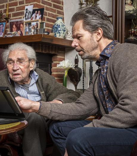 Herman zit woensdag alleen thuis als hij 100 jaar wordt: 'Ik wilde een zaaltje afhuren, maar dat mag helaas niet van Rutte'