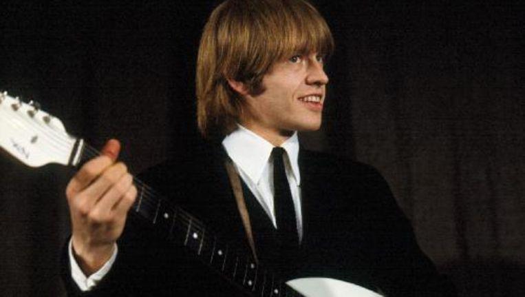 De Britse politie gaat de doodsoorzaak van voormalig Rolling Stones gitarist Brian Jones opnieuw onderzoeken. Foto ANP Beeld