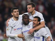 Chelsea loopt iets in op Tottenham