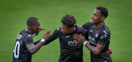 Anderlecht in topper slotfase langs Antwerp