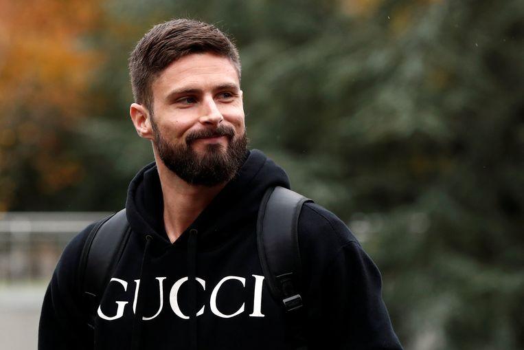 Olivier Giroud Ziet Dat Homoseksualiteit Nog Steeds Taboe Is