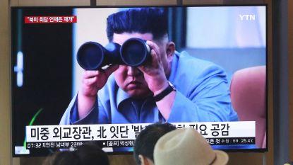 Noord-Korea doet vierde rakettest in enkele dagen tijd