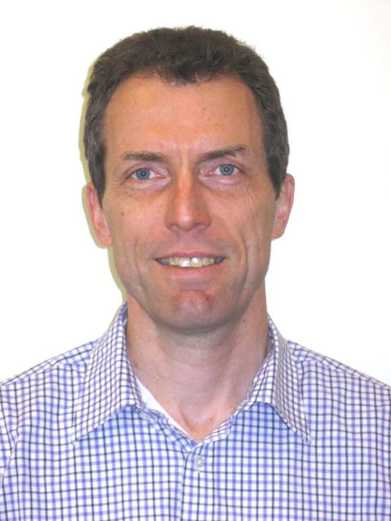 Marcel Buurman, jurist. Beeld