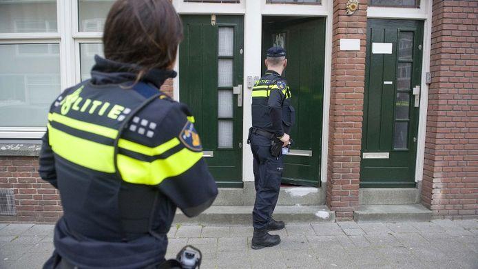 Ontmantelde kwekerij vol met brandgevaarlijke bedrading in Breda