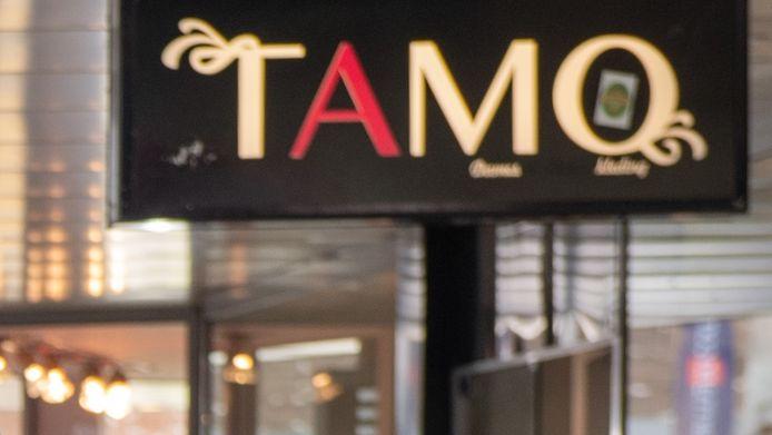 Tamo Fashion in de Passage.