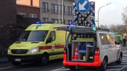 Vier auto's botsen: twee lichtgewonden