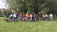 Groen fietst voor het klimaat