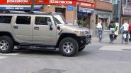 Eigenaars van Hummer ontsnappen voortaan niet meer aan verkeersbelasting