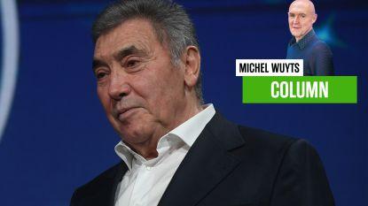"""Onze columnist Michel Wuyts haalt herinneringen op aan Merckx: """"Dank je voor 75 jaar grootmenselijkheid, Eddy"""""""