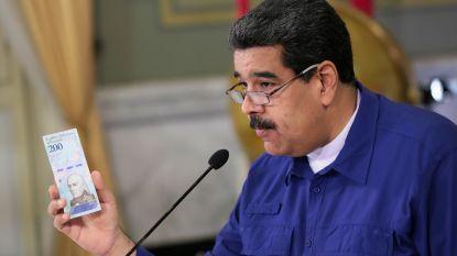 Venezuela schrapt vijf nullen van nationale munt om hyperinflatie tegen te gaan