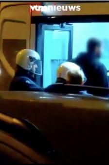 Gentse politie vermijdt clash tussen supporters, 35 Fransen preventief aangehouden