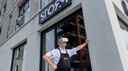 """Restaurant STORM brengt vis op je bord tot leven met speciale bril: """"Mensen weten niet dat vissers elke dag hun leven riskeren"""""""