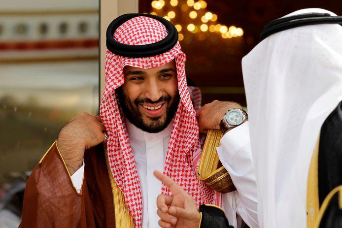 Prins Mohammed bin Salman zou verantwoordelijk zijn voor de moord op journalist Khashoggi.