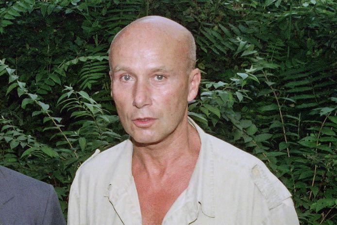 Gabriel Matzneff, en 1990