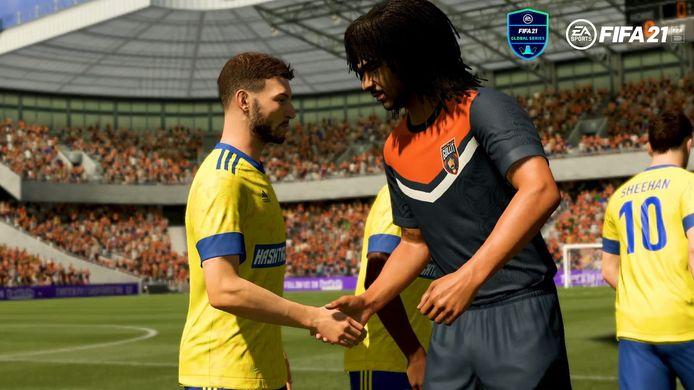 Nadat Ruud Gullit zelf al jaren zijn opwachting maakt in de voetbalgame FIFA, kunnen gamers nu ook hun eigen team laten voetballen in het voetbalshirt van Team Gullit, de esports-organisatie van het voetbal-icoon