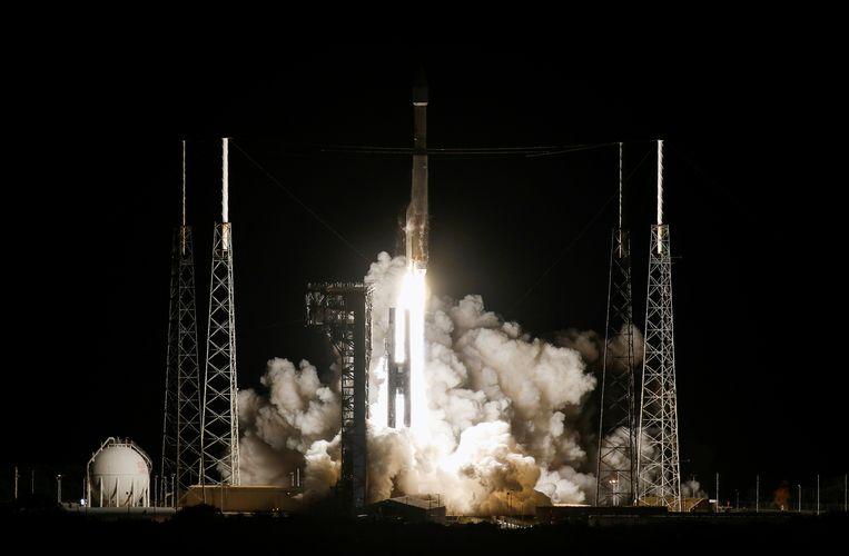 Op Cape Canaveral in Florida is vanmorgen een Atlas-draagraket met het Europese zonne-observatorium Solar Orbiter vertrokken.