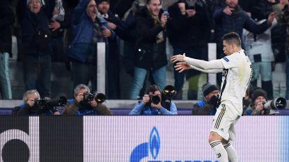 Zélfs zijn viering gaat over de tongen: Ronaldo neemt revanche met 'Cojones'-viering