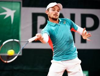 Goffin hoopt ondanks nieuwe positieve coronatest nog deel te kunnen nemen aan European Open