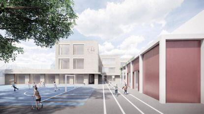 Stedelijk Lyceum Waterbaan en kleuterschool De Cirkel krijgen opknapbeurt