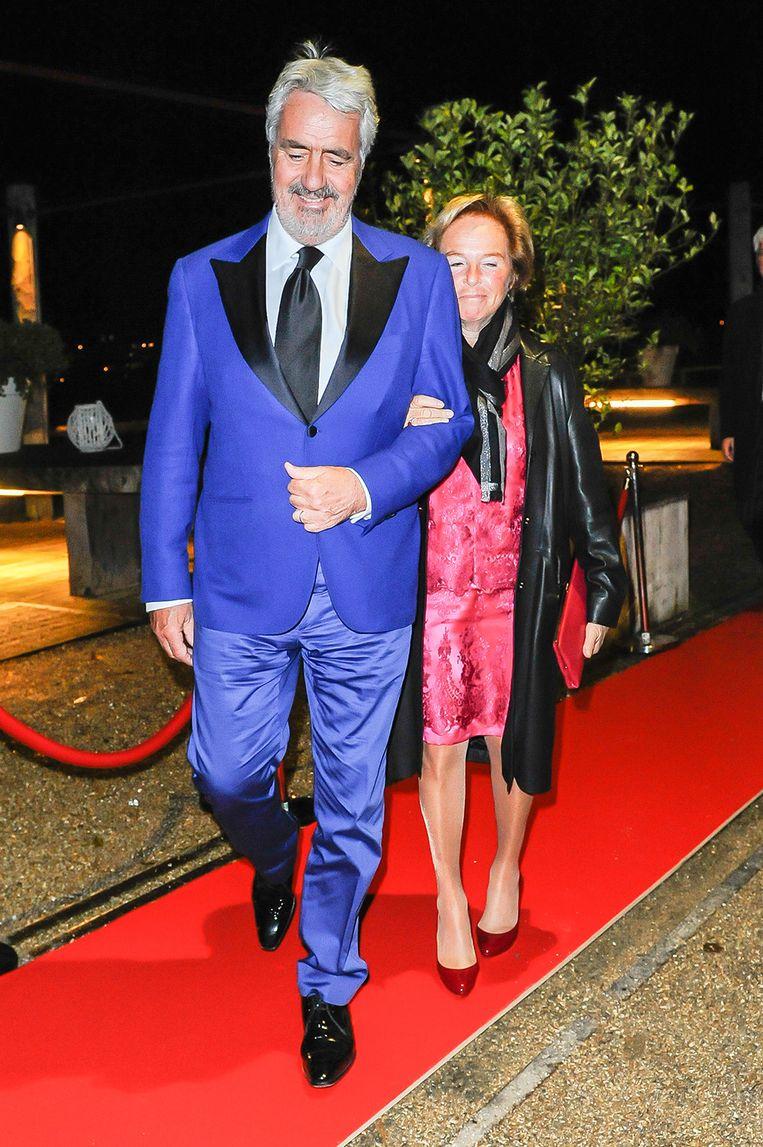 Pieter en Nina Storms. Beeld Patrick Harderwijk