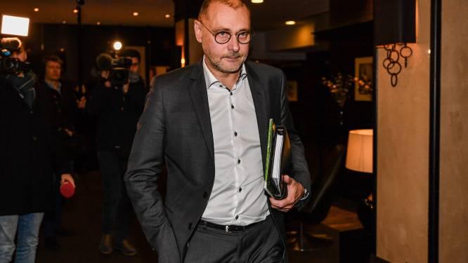 """Eddy Cordier (Zulte Waregem) stapt 2021 met vertrouwen in: """"Covid erger dan 7-0 in Anderlecht of 0-6 tegen Club"""""""
