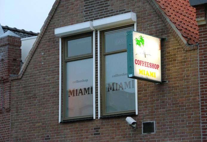 D66 wil een tweede coffeeshop in Terneuzen, naast het bestaande Miami.