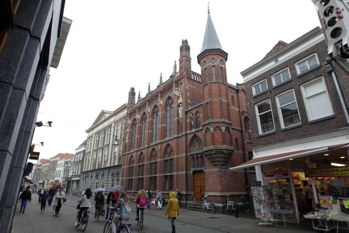 De Diezerstraat in Zwolle. foto Tom van Dijke