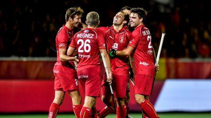 LIVE. Red Lions zijn begonnen aan hun halve finale! Wat wordt het tegen de Duitsers?