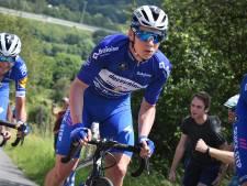 Remco Evenepoel remporte le Tour de Belgique à 19 ans, malgré une chute