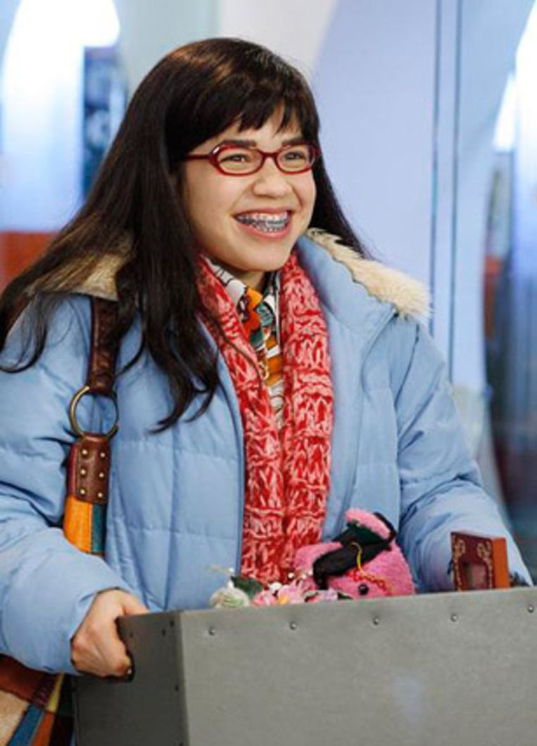 Ugly Betty America Ferrara.