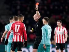De ellende houdt maar aan bij PSV, dat ook tegen FC Twente morst