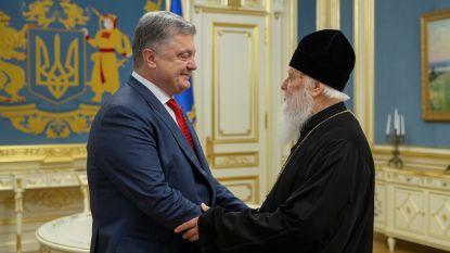 Kerk Oekraïne maakt zich los van Russisch-orthodoxe kerk